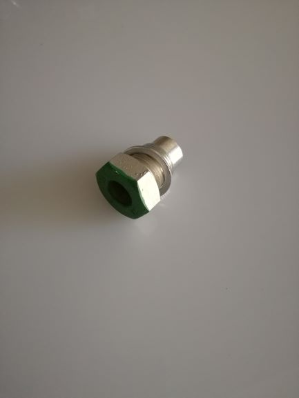 VOITH FUSIBLE PLUG Μ24 160oC GREEN TCR.11977710 (EX 10456980) WITH SEAL RING 03658024 ATEX