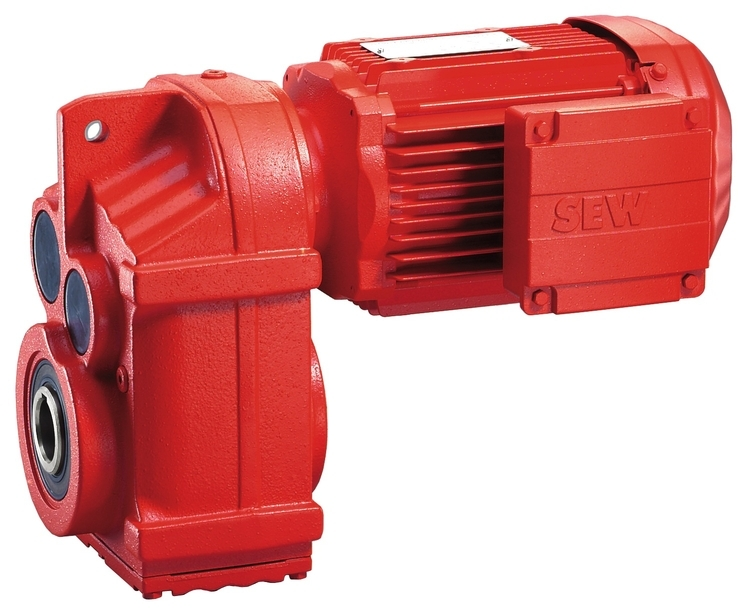 Parallel axle, type F gearmotors
