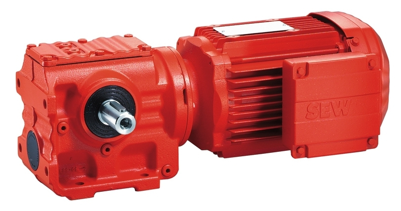Right-angle, S-type, worm gearmotors